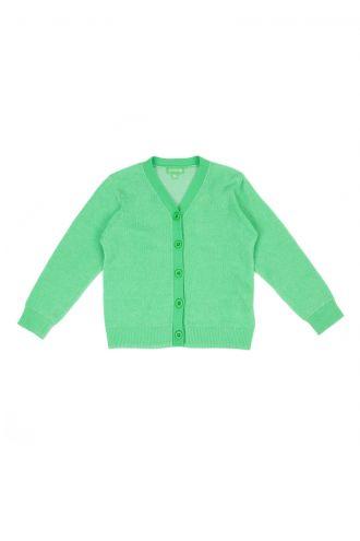 Armand Cardigan Poison Green