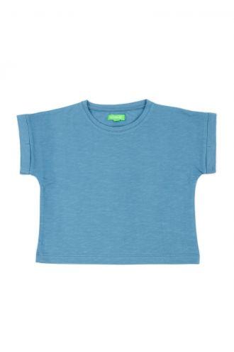 Fenna T-shirt Real Teal