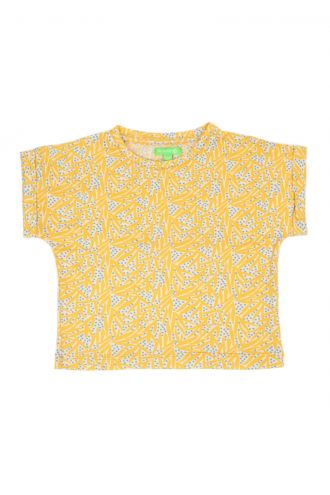 Fenna T-shirt Leaves