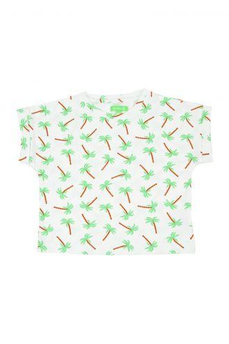 Fenna T-shirt Palm Trees