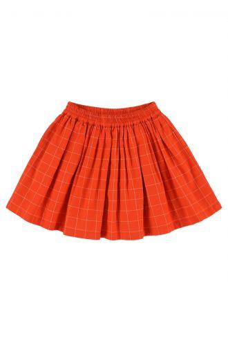 Adele Rok Grid Orange