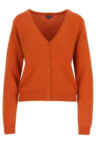 Alicia Cardigan voor Dames Potter's Clay