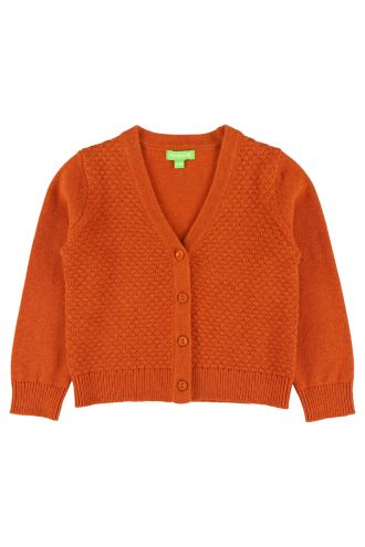 Alicia Cardigan for Girls Potter's Clay