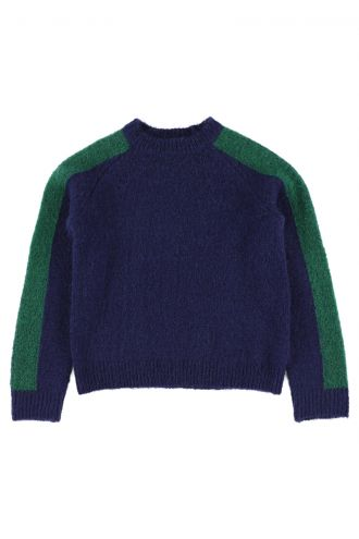 Antonina Jumper for Kids Patriot Blue