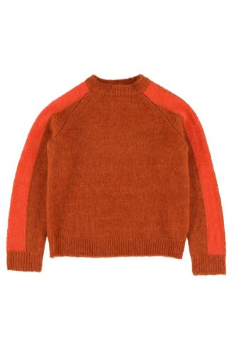 Antonina Jumper for Kids Potter's Clay