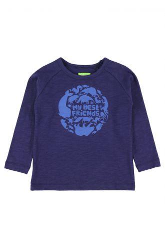 Bruno T-shirt Patriot Blue