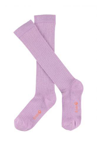 Jordan Knee socks Sheer Lilac