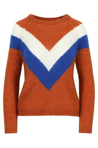 Livia Jumper for Women Potter's Clay