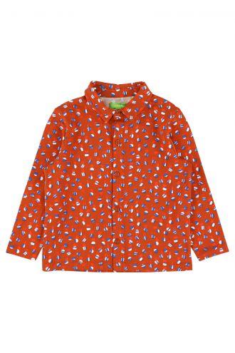 Lucas Shirt Marbles