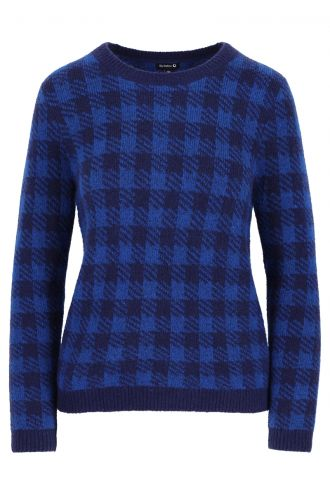 Milan Jumper for Women Patriot Blue