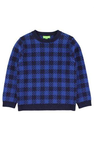 Milan Jumper Patriot Blue