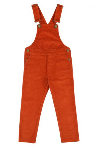 Otto Dungarees Potter's Clay