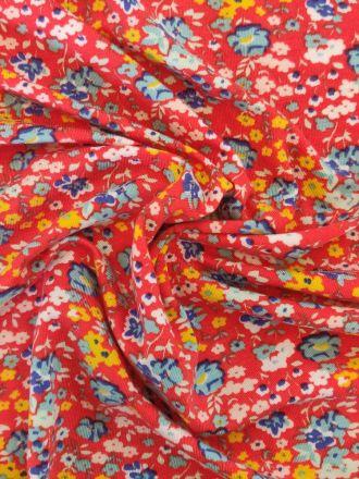 Fabric Printed Tencel Jersey Liberty