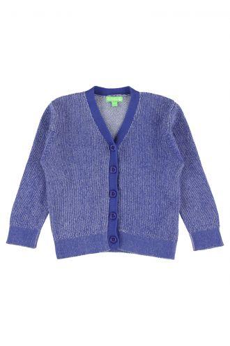 Armand Cardigan for Kids Dazzling Blue