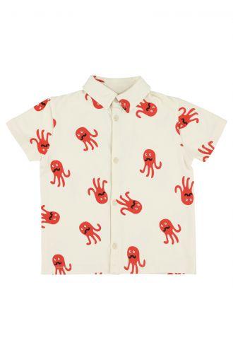 Jeff Shirt Snorctopus