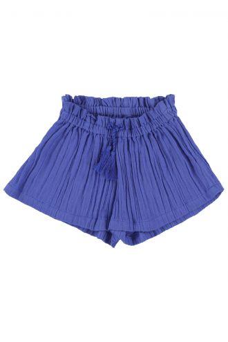 Nanou Short voor Meisjes Dazzling Blue