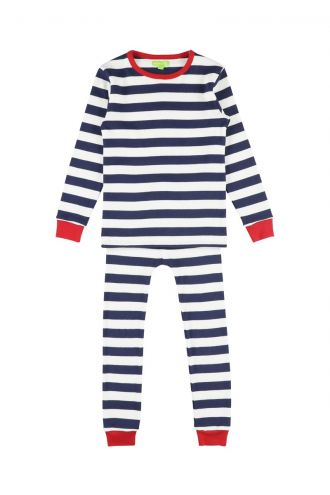 Noa Pyjama Patriot Blue