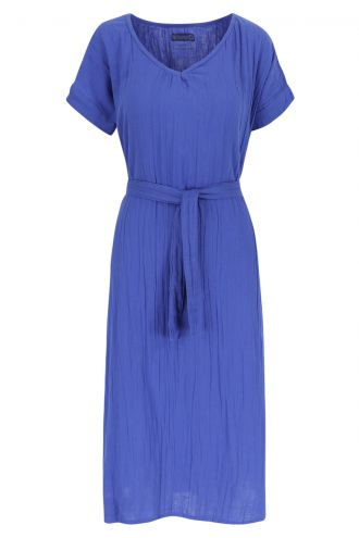 Gemma Dress Dazzling Blue