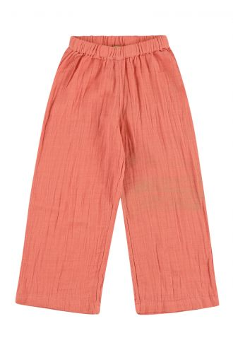 Leonie Wide Trousers Crabapple