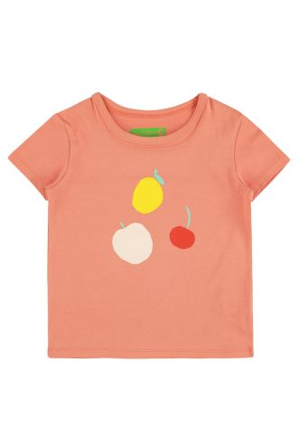 Louis T-shirt Fruitsla Crabapple
