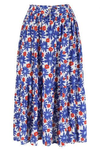 Benedicte Skirt Flower Power