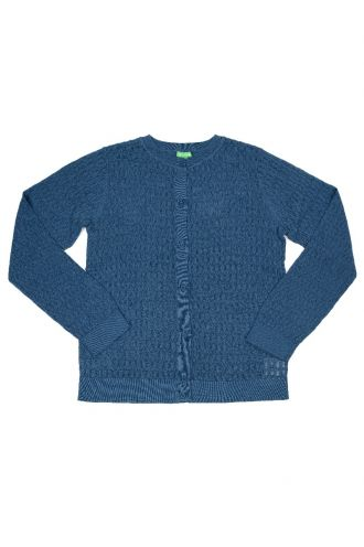 Iris Cardigan voor Dames Real Teal