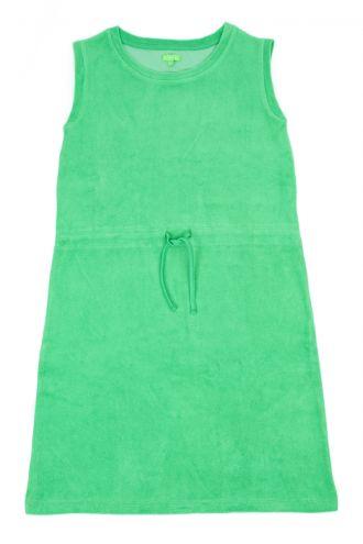 Milou Jurk voor Dames Poison Green