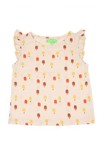 Eline Top Ice Cream Pink
