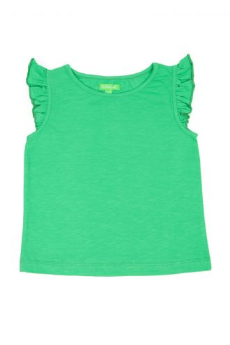 Eline Top Poison Green