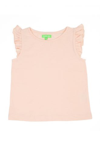 Eline Top Vanilla Cream