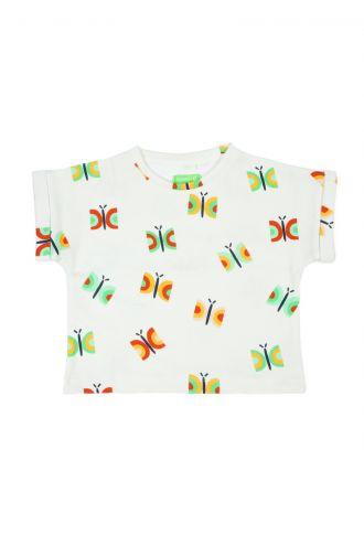 Fenna T-shirt Butterflies