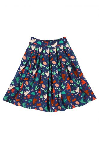 Soho Skirt Groovy Cats