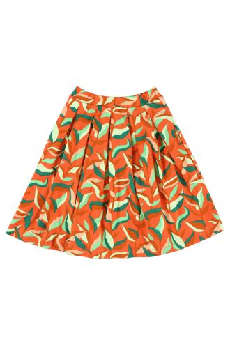 Soho Skirt Jungle