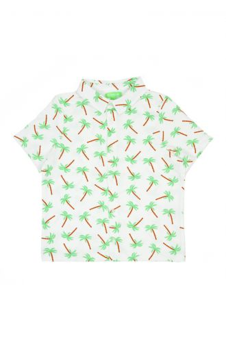 Julian Shirt Palm Trees