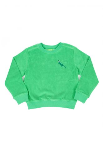 Mika Sweater Poison Green