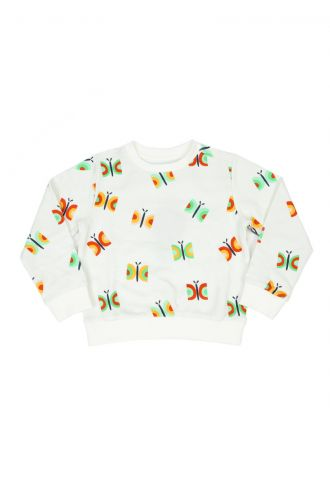 Mika Sweater Butterflies