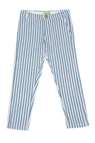 Noah Broek Boat Stripe Real Teal