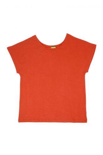 Julia T-shirt Chili