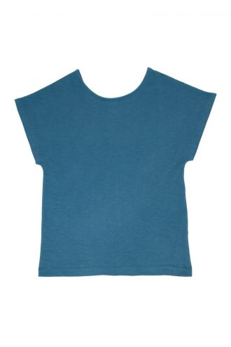 Julia T-shirt Real Teal