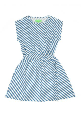 Yara Jurk Diagonal Stripes