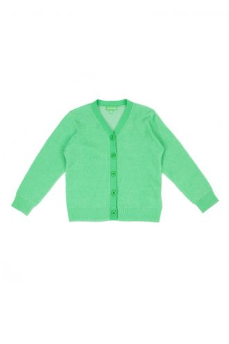 Armand Cardigan Poison Green