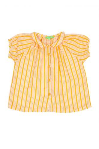 Marit Blouse Juicy Stripes