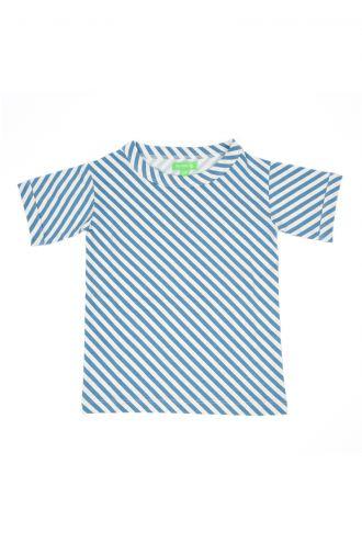 Morris T-shirt Diagonal Stripes