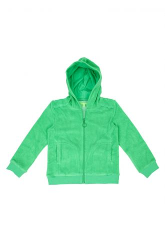 Tristan Hoody Poison Green