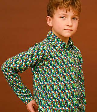 Lucas shirt Jigsaw